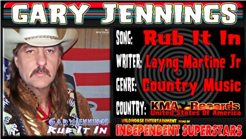 Right click and save as to download this new song by Gary Jennings