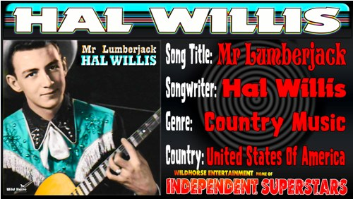 Right click to download this former number 1 worldwide hit by Hal Willis Mr Lumberjack