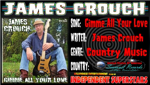 Right click and save as to download this new song by JAMES CROUCH
