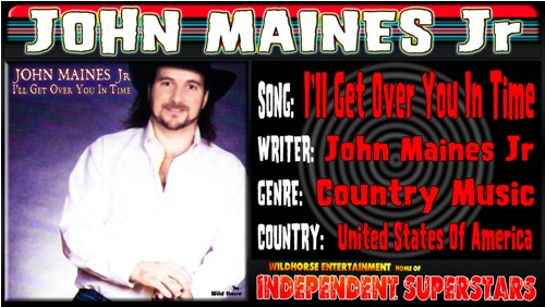 Right click and save as to download this new song by John Maines Jr