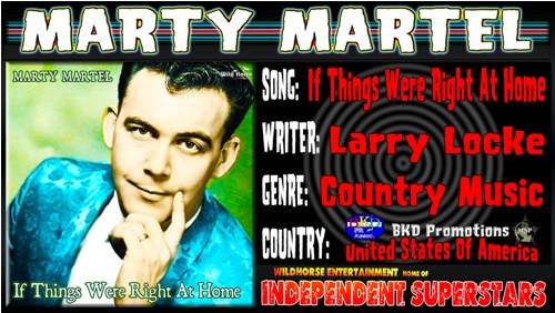 Right click and save as to download this new song by MARTY MARTEL