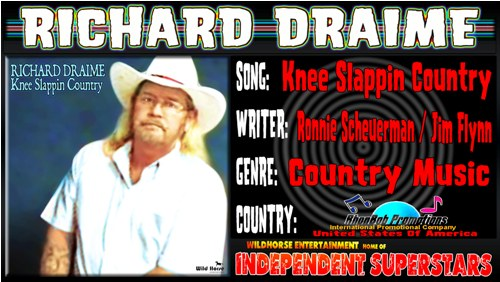 Right click and save as to download this new song by Richard Draime