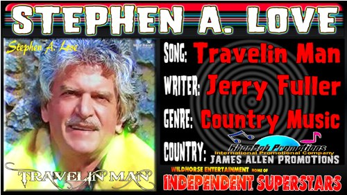 Click to download all Stephen A Love Songs