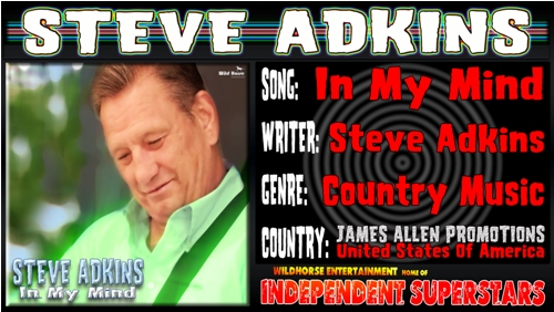 Click to view and download all songs by Steve Adkins