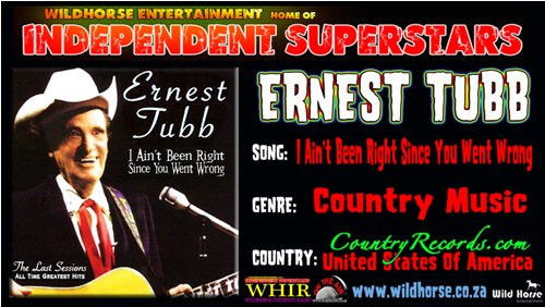 Right click 2 download Ernest Tubb's hit song
