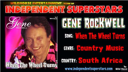 """Click on Independent Superstar """"Gene Rockwell"""" to download his latest Hit Song free from"""
