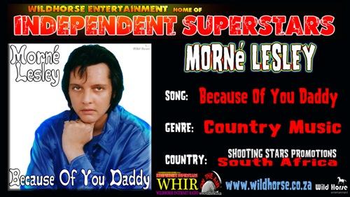 Click 2 download Morne Lesley new hit song