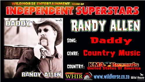 A Special Download for Father's Day compliments of Randy Allen and Wildhorse Entertainment
