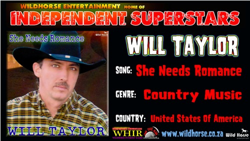 Download Will Taylor's new hit