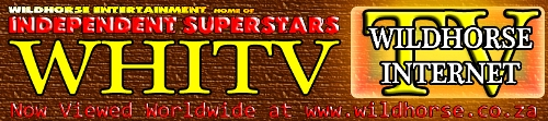 Coming Soon WHIR Wildhorse TV featuring shows from the USA, canada, Ireland, South Africa etc.....