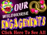 If you got engaged at a Wildhorse party your picture will be here